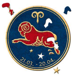 Aries Soul Puzzles Curiosi Stella Zodiac