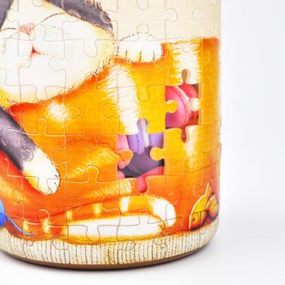 Soul Puzzles Pintoo Puzzle Jar 128 pieces