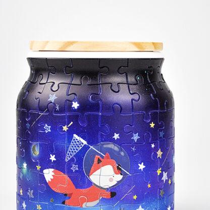 Soul Puzzles Pintoo Puzzle Jar 96 pieces