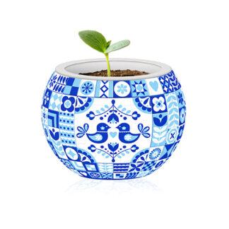Soul Puzzles Pintoo Puzzle Flowerpot, 80 pieces