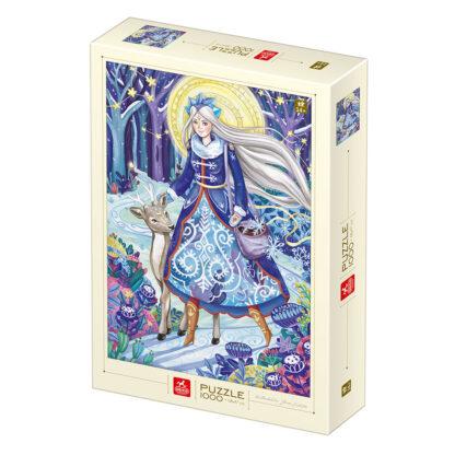 Soul Puzzles Deico Games Cardboard Puzzles 1000 pieces   GROOS ZSEJKE - FREYA