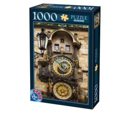 Soul Puzzles D Toys Cardboard Puzzles 1000 pieces | Famous Places - Prague, Czech Republic