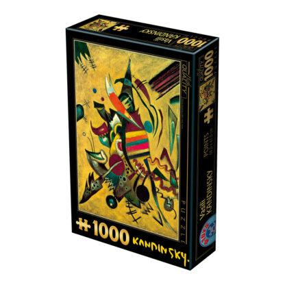Soul Puzzles D Toys Cardboard Puzzles 1000 pieces | Kandinsky - Points