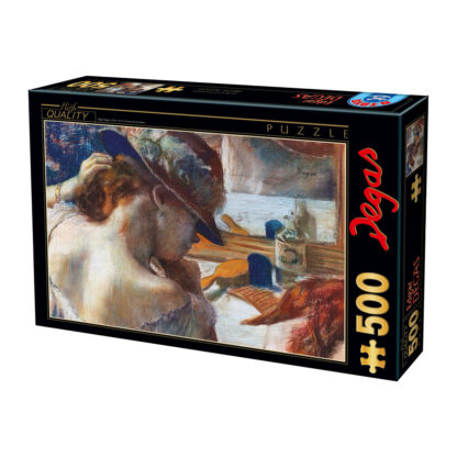 Soul Puzzles D Toys Cardboard Puzzles - 500 pieces | adult jigsaw puzzles | South Africa Degas Edgar-In Front of the Mirror