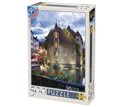 Soul Puzzles D Toys Cardboard Puzzles - 500 pieces | France-Annecy