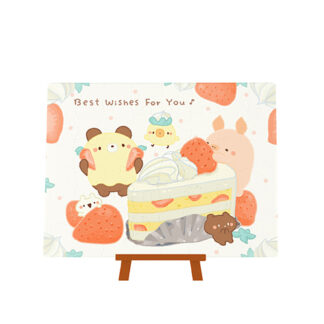 Soul Puzzles Pintoo Puzzle Greeting Card