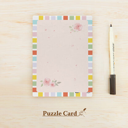 Soul Puzzles Pintoo Puzzle Card Greeting