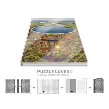 Soul Puzzles Pintoo Puzzle Notebook Cover