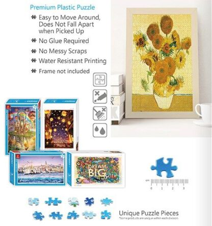 Soul Puzzles Pintoo Showpiece Puzzles | adult jigsaw puzzles | South Africa