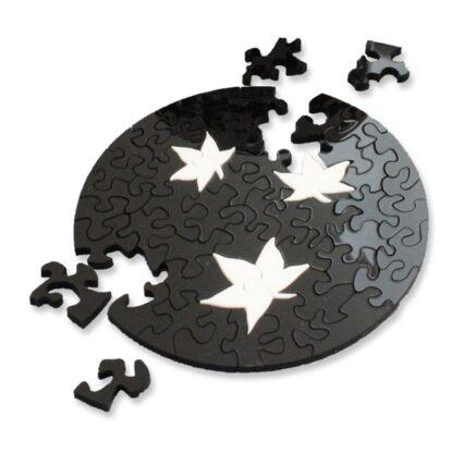 Soul Puzzles Curiosi B&W Acrylic