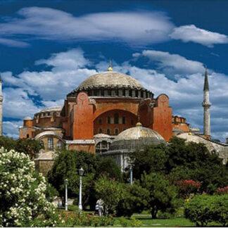 Soul Puzzles D Toys Cardboard Puzzles - 500 pieces   Turkey - Istanbul - Hagia Sophia
