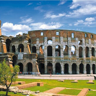 Soul Puzzles D Toys Cardboard Puzzles - 500 pieces | Italy-Rome : Colosseum