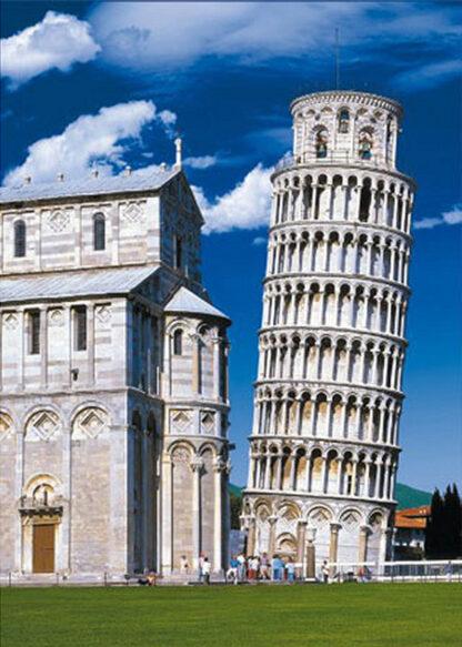 Soul Puzzles D Toys Cardboard Puzzles - 500 pieces | Italy-Tour de Pise
