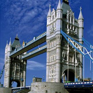 Soul Puzzles D Toys Cardboard Puzzles - 500 pieces | London - Tower Bridge