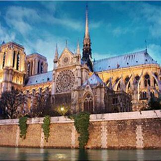 Soul Puzzles D Toys Cardboard Puzzles - 500 pieces   Paris-Cathédrale Notre Dame de Paris
