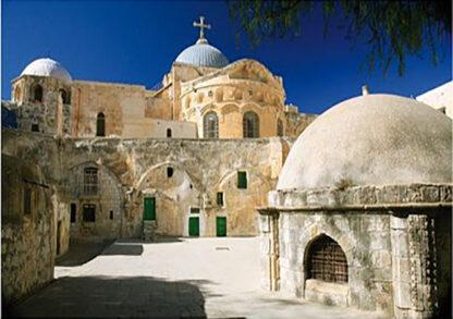 Soul Puzzles D Toys Cardboard Puzzles 1000 pieces | Famous Place -Holy Sepluchre, Jerusalem