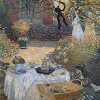 1000 pieces   Adult jigsaw puzzle   Soul Puzzles   South Africa   Cardboard   Imported from Europe Monet Claude - The Luncheon