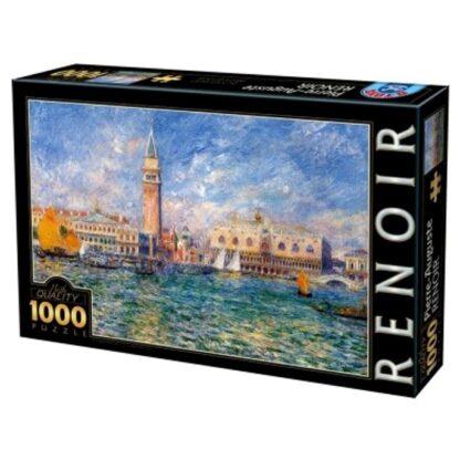 Renoir Soul Puzzles D Toys Cardboard Puzzles 1000 pieces