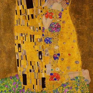 Soul Puzzles D Toys Cardboard Puzzles 1000 pieces | Klimt-The Kiss