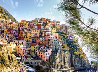 Soul Puzzles D Toys Cardboard Puzzles 1000 pieces | ITALY - CINQUE TERRE