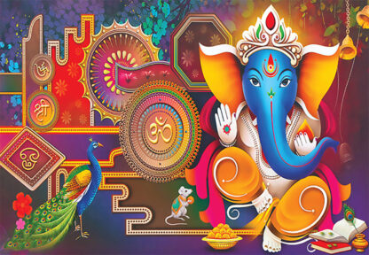Soul Puzzles Beginnings Ganesha 1000 Pieces Adult Jigsaw Puzzles