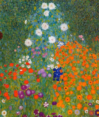 Soul Puzzles D Toys Cardboard Puzzles 1000 pieces   Klimt - Farm Garden