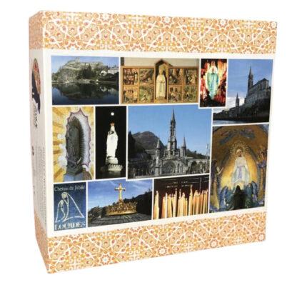 Soul Puzzles Lourdes Collage 500 Pieces Adult Jigsaw Puzzle