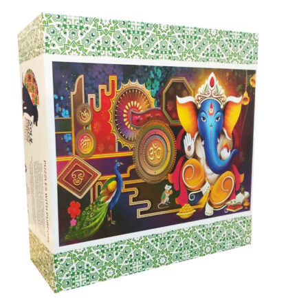 Soul Puzzles Beginnings Ganesha 1000 Pieces Adult Jigsaw Puzzle